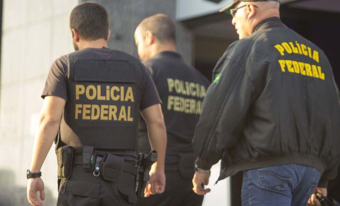 como é a prova policia federal